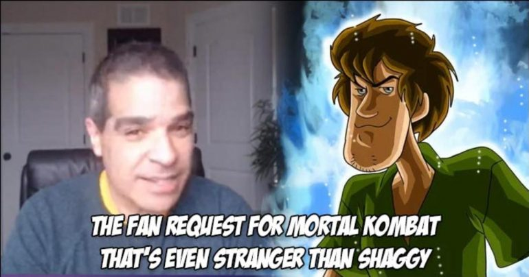 Ed Boon reveals the strangest fan request he's ever received for Mortal Kombat that will likely never happen