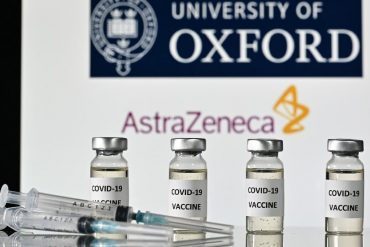 AstraZeneca says the coronavirus vaccine should be effective against the new strain in the UK