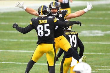 """NFL scores Week 16: Steelers gets """"A-"""" for improbable win versus Colts, Brown gets """"D-"""" for loss to planes"""