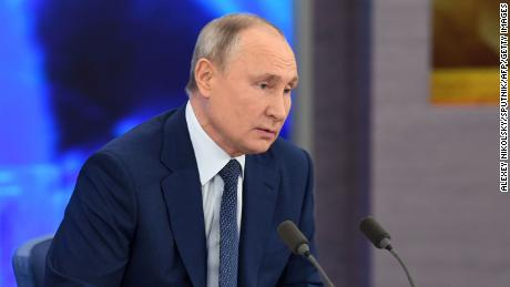 Putin says if Russia wanted to kill opposition leader Navalny, it would have ended & # 39;  the work