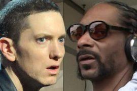 Snoop Dogg responds to Eminem Diss on 'Zeus' calling it 'Soft Ass S ***'