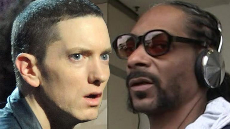 Snoop Dogg responds to Eminem Diss on 'Zeus' calling it 'Soft Ass S ***'