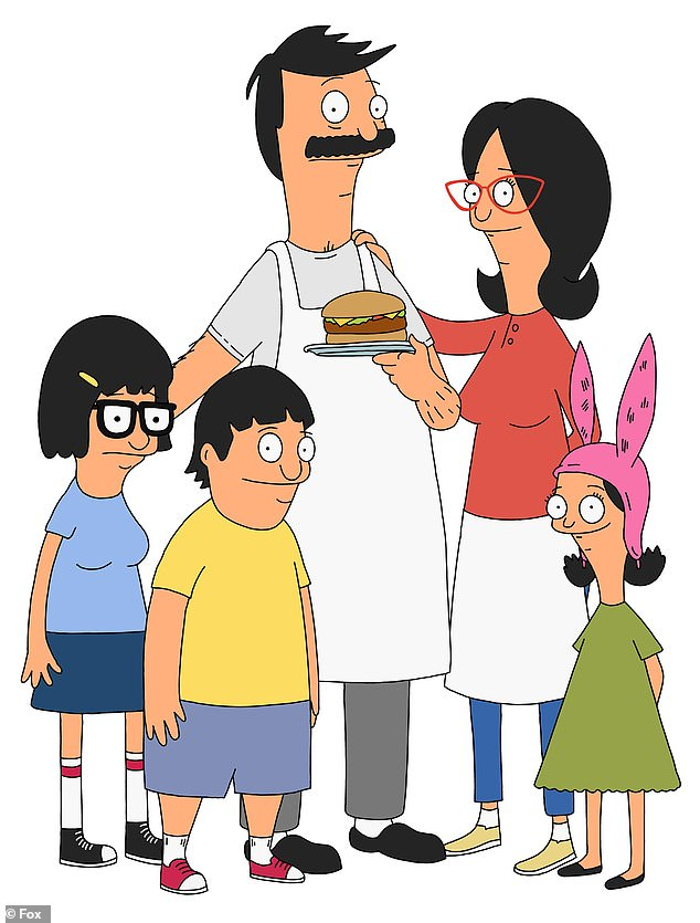 Character designer: Crick has been involved in honing Bob's Burgers' look since his debut in 2011