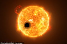 WASP-107b is very close to its star, WASP-107, with estimates indicating that the planet is 16 times more than its star compared to Earth's sun.