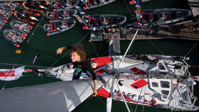 BdTD France |  Prepare for the non-stop Vendée Globe boat race for sailors with one hand
