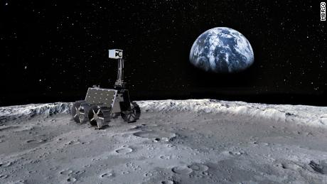 The United Arab Emirates hopes that this small lunar module will discover unexplored parts of the moon