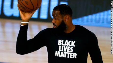 & # 39;  Heart stroke, & # 39;  LeBron James says after the officers involved in the shooting of Jacob Blake would not face charges
