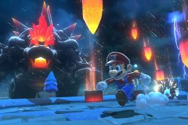 Bowser's Fury is a short, action-packed, wanderlust Mario adventure