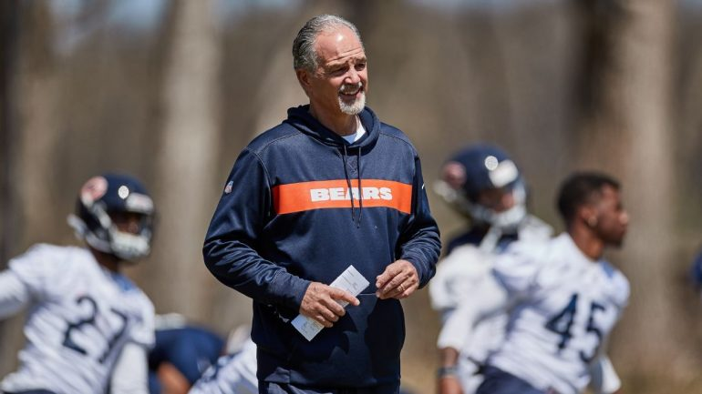 Chuck Pagano will retire, while Matt Nagy and Ryan Pace are likely to be retained by the Chicago Bears