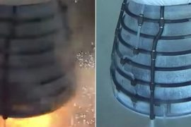 Critical test of NASA's giant moon rocket that was cut short due to a `` major component failure ''