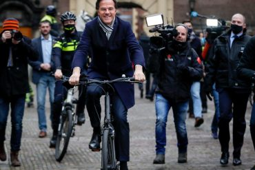 Dutch Prime Minister Mark Rutte and his government have completely resigned over the childcare scandal