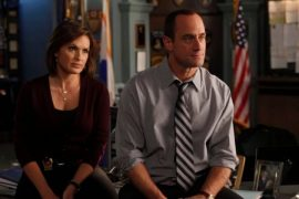 Mariska Hargitay, Chris Meloni Reunion: New 'Law & Order: SVU' Photos