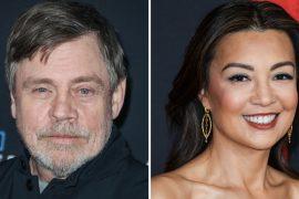"Mark Hamill ""Speechless"" after Ming-Na Wen praises the legend of Star Wars - Deadline"