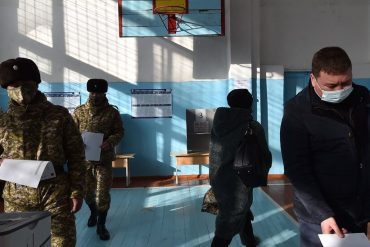 Populist, Prisoner, President: A Convicted Kidnapper Wins Kyrgyzstan Elections