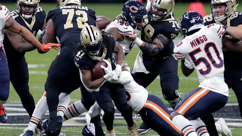 Saints clobber Bears in the wild NFC card game, makes a date with a pirate