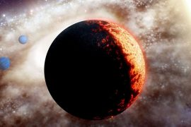 """Scientists have discovered a 10 billion year old """"super Earth"""" planet"""