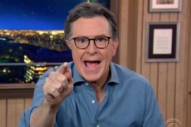 """Stephen Colbert rages on Republicans calling for """"unity"""" after the Capitol riot"""