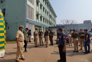 Ten newborns die in a hospital fire in the Indian state of Maharashtra
