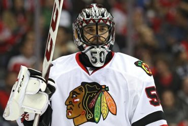 Veteran goalkeeper Corey Crawford is retiring without playing for the New Jersey Devils