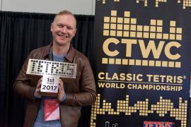 World champion Tetris Jonas Neubauer dies at 39