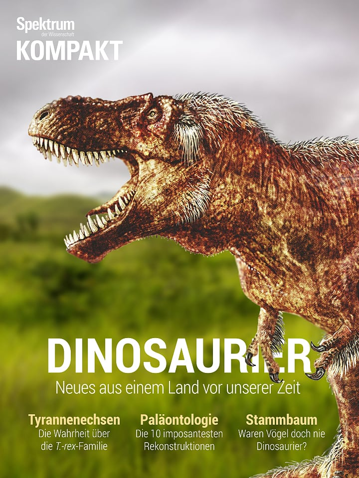 Spectrum Charter: Dinosaurs - News from a pre-modern country