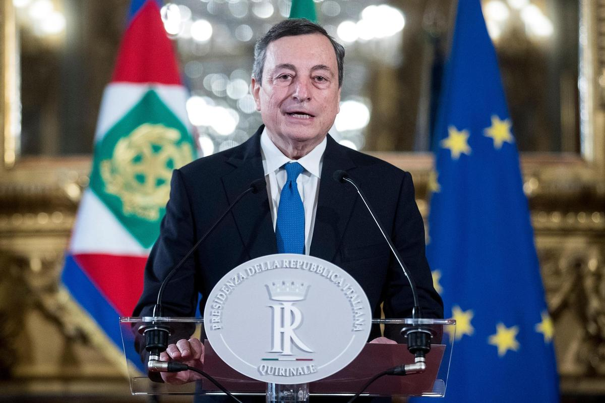 As head of the European Central Bank, it was still considered