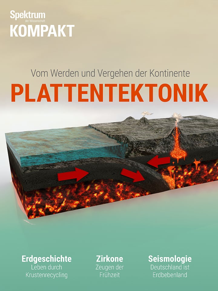 Tectonic spectrum pressure: plate tectonics - the rise and fall of continents