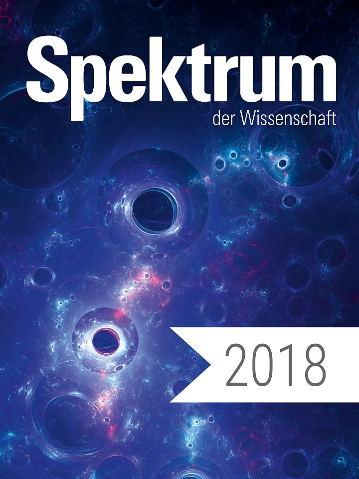 Spectrum of Digital Science Package Handbook Cover: The 2018 Science Spectrum