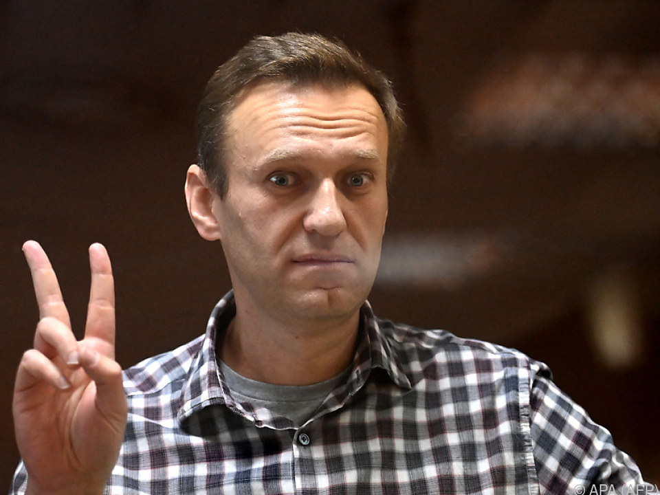 The United States stands behind Navalny