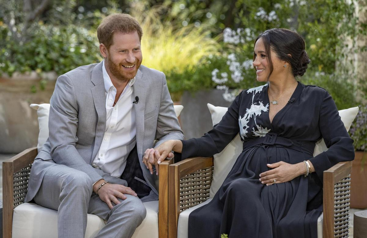Megan and Harry in Oprah Winfrey: What is Just Melodrama and What is Justified Bitterness?