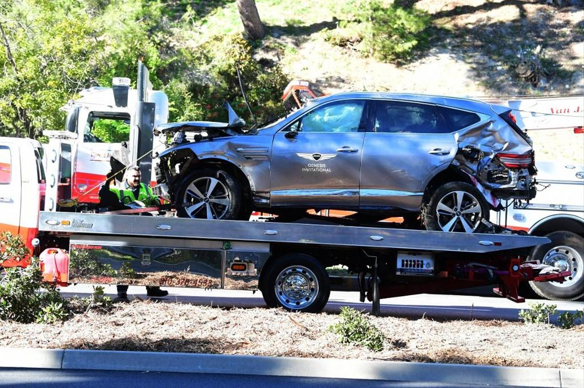 On February 23, 2021, the golf star had a serious accident near Los Angeles.