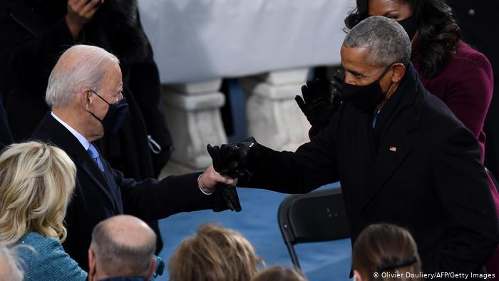 US President Joe Biden is also building on the policies of his predecessor Barack Obama when it comes to immigration