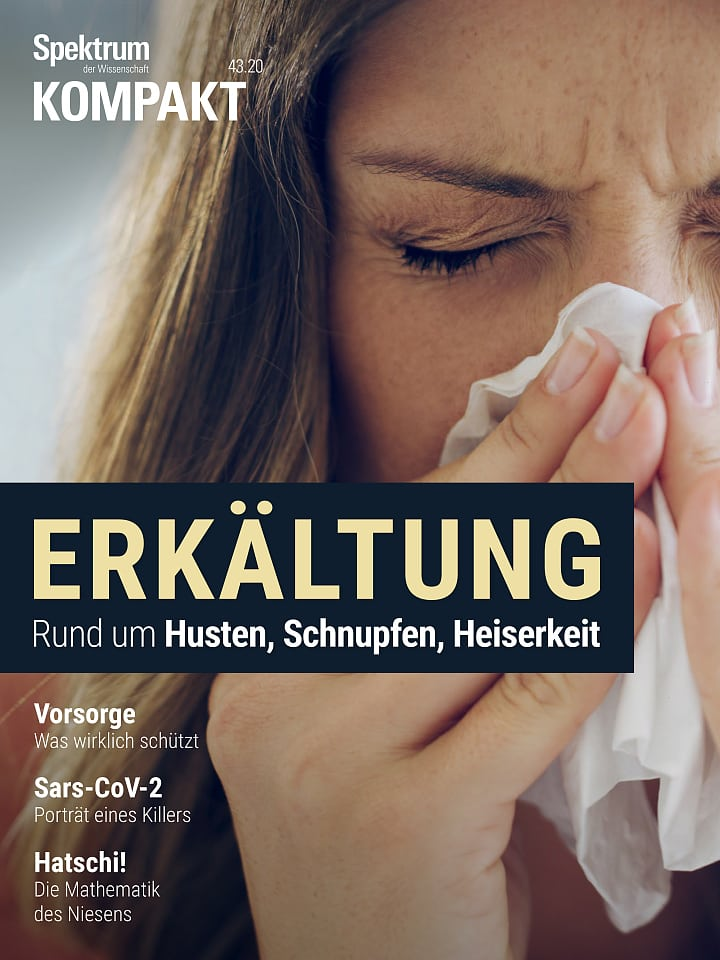 Spectrum Squeeze: Colds - It's all about coughing, runny nose and hoarseness
