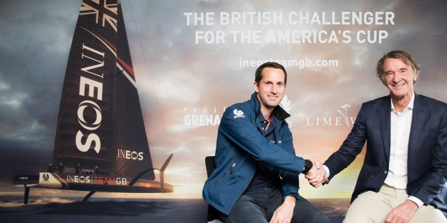 Ainsley, America's Cup
