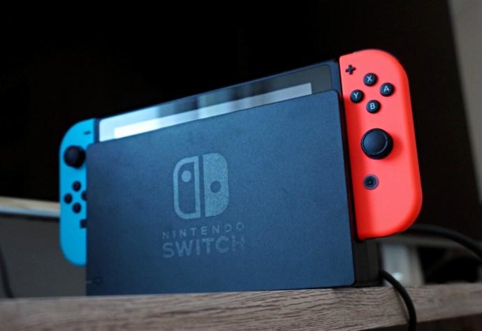 Nintendo Switch Header Neo