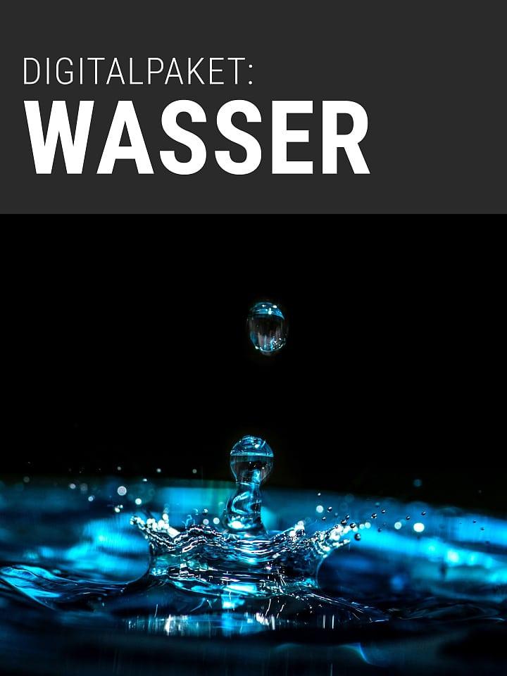 Spectrum Handbook Cover from the Digital Science Package: Water