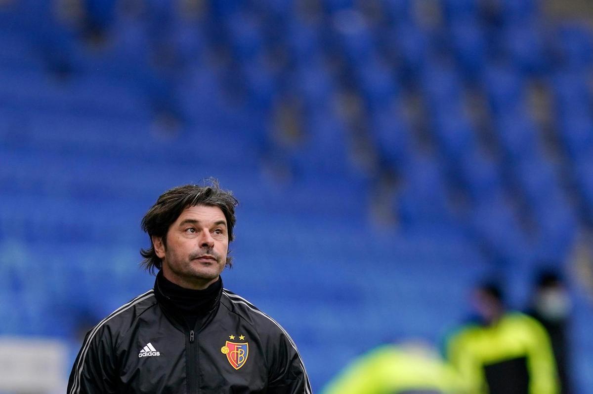 For Ciriaco Sforza, the 1: 2 match against FC Vaduz was the last match as coach of FC Basel.