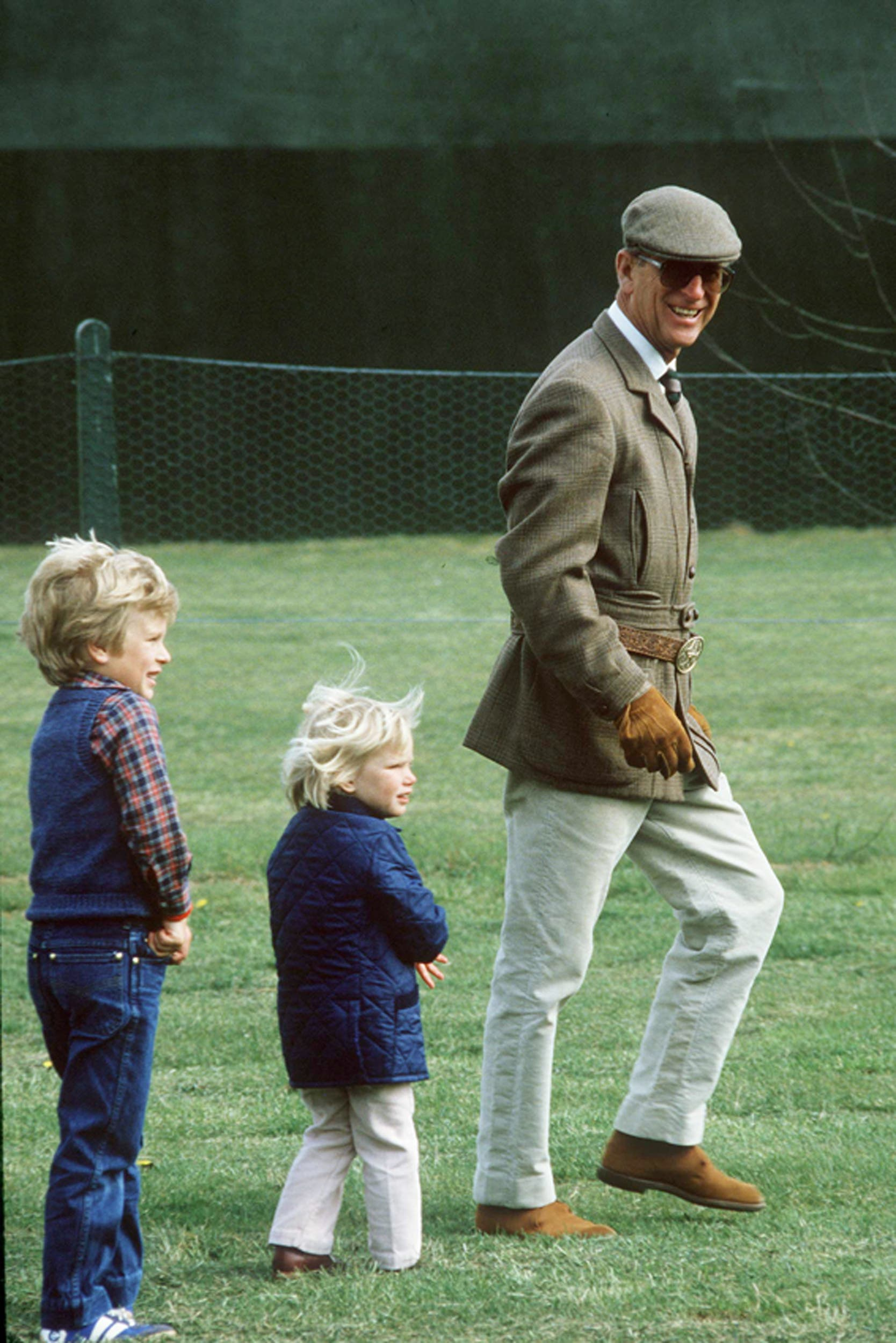 Turn the cottage at its best: the husband of the British Queen of 1984 in