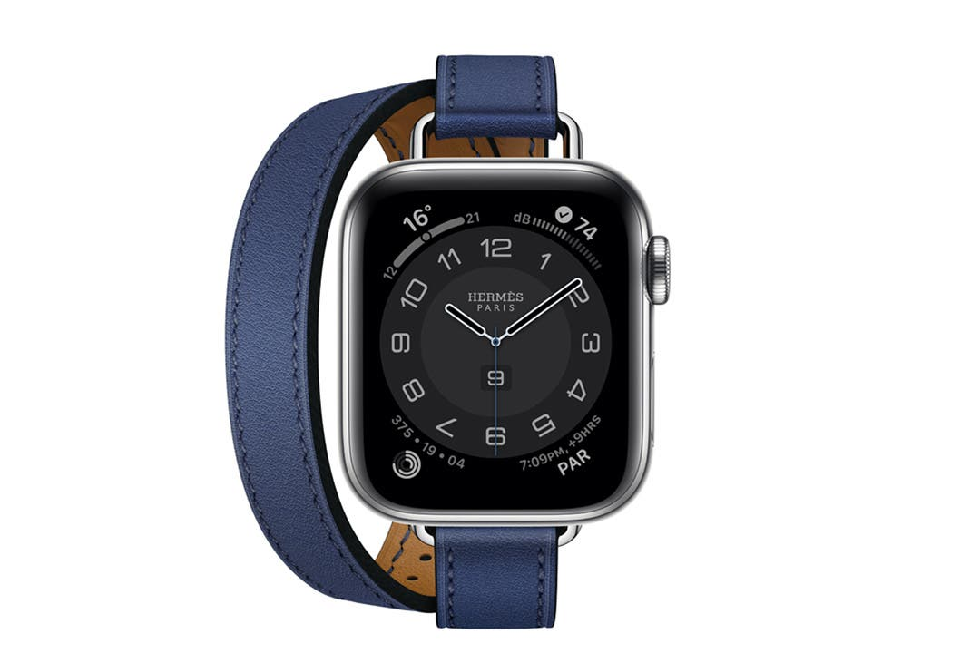 Apple has already worked with Hermès on the Apple Watch Series 6. (Image: PD)