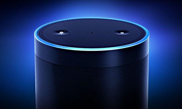 Amazon Echoing Alexa's Head