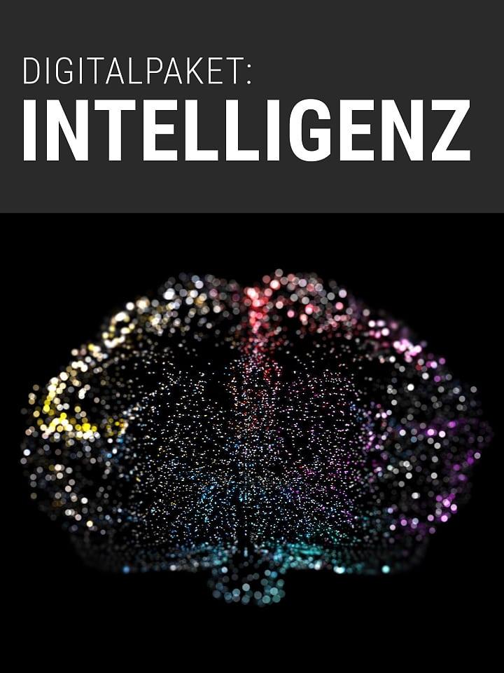 Spectrum Digital Package Science Handbook Cover: Intelligence