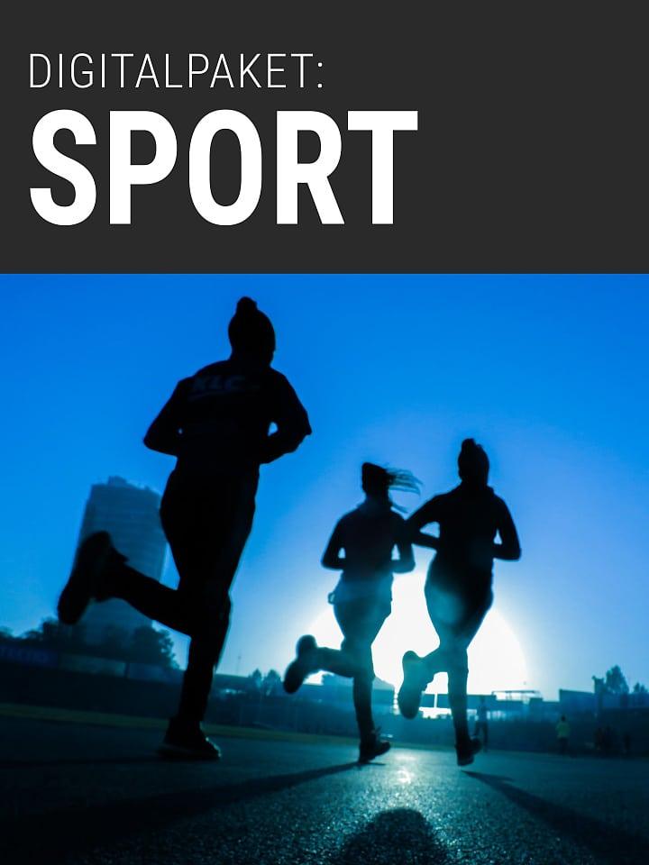 Spectrum of Digital Package Science Handbook Cover: Sports