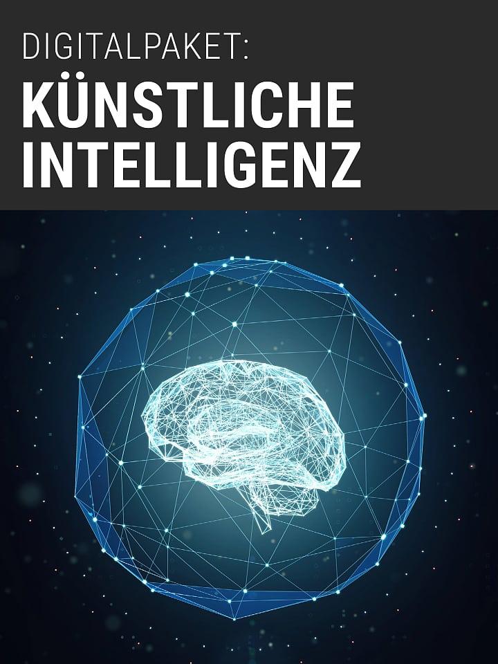 Heftcover Spektrum.de Digital Package: Artificial Intelligence