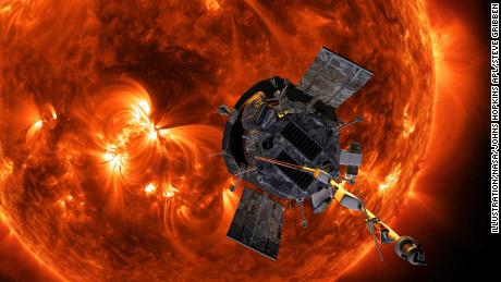 NASA's mission to touch the sun reveals the secrets of our star