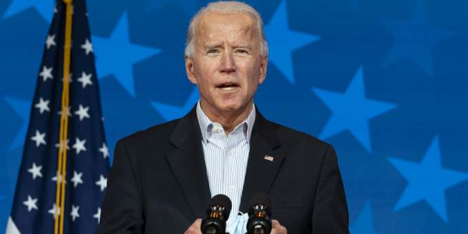 Syrian Joe Biden