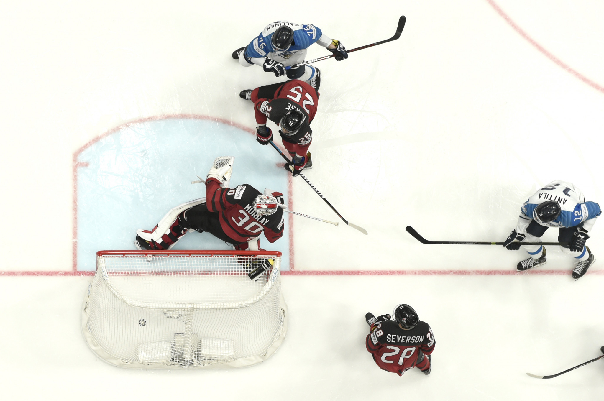 IIHF's sponsorship deal with Crypto.com will be announced ahead of this year's World Cup Finals, which opens on Friday.  © Getty Images