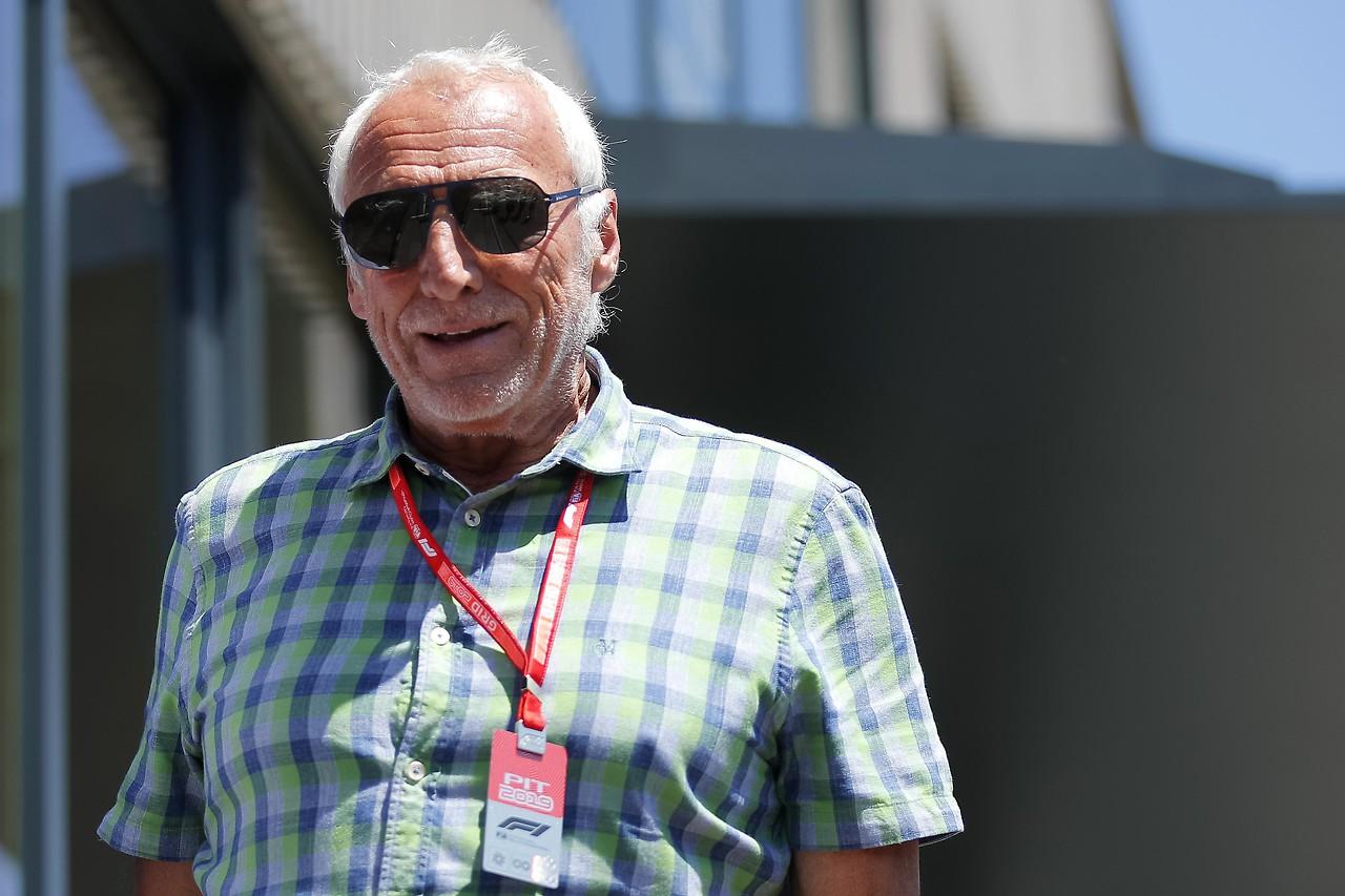Red Bull Boss Dietrich Matchitz.