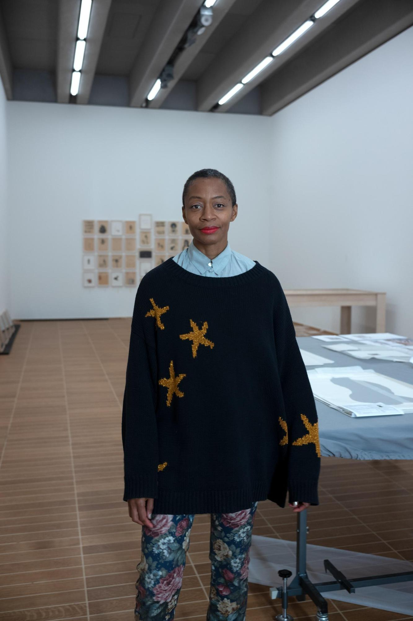 Kara Walker curates the exhibition at the Kunstmuseum Basel.