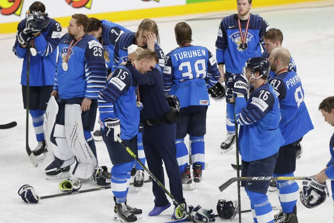 Frustrated Finns.