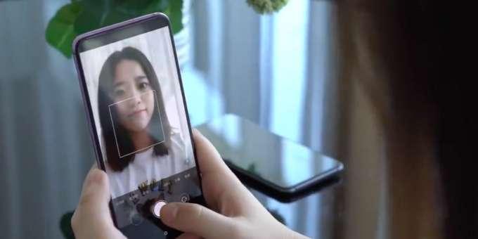 Xiaomi In-Display-Camera Smartphone